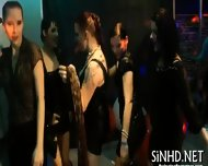 Explicit And Wild Club Pleasuring - scene 4
