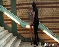 Wicked Humiliation For Sweetheart - scene 4