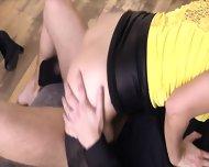 Elegant Blonde Likes Cock Riding - scene 11
