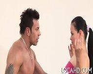 Hot Chick Loves Massive Dongs - scene 11