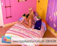 Blonde Cutie Orgasming In Her Room - scene 3