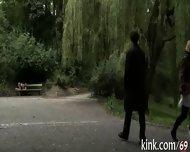 Gruelling Public Punishment - scene 10