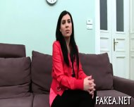 Sizzling Hot Job Interview - scene 4