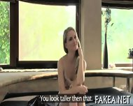 Babe Offers Her Succulent Physique - scene 6