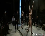 Enduring A Wicked Humiliation - scene 6