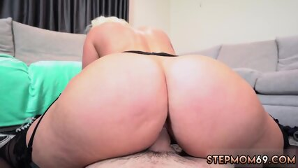 Recently divorced milf Step Mom s New Fuck Toy