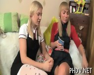 Non-stop Lesbian Orgy - scene 5