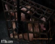Tossed Up Beauty Is Punished - scene 1