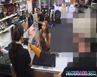 Crazy Bitch Sells A Gun That Is Not Hers Just To Have Some Money - scene 2