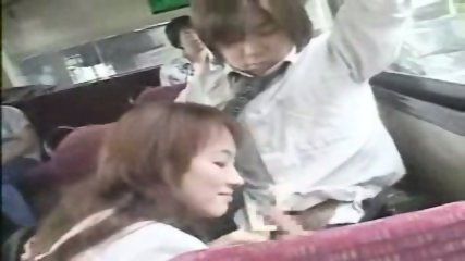 Bus Seduction in Japan - scene 8