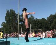 Pole Dancing - scene 11
