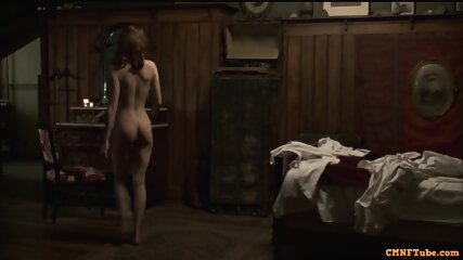 Evan Rachel Wood Full Frontal from Mildred Pierce (HD) @Uber_Chix