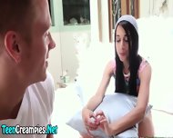 Teen Craves Cum In Cunt - scene 8
