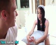 Teen Craves Cum In Cunt - scene 8