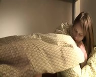 Teen Rubbing One Out Before Going To Sofa - scene 10