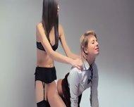 Neverending Strap-on Girlsongirls Action - scene 9