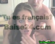 French Amateur Webcam Sex - scene 12