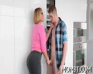 Amorous And Explicit Threesome - scene 2