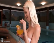 How To Satisfy Charming Blonde Girl - scene 2