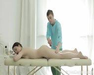 Innocent Babe Gets Internal Massage - scene 2