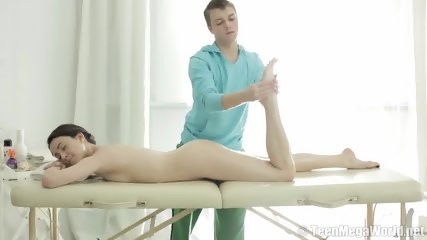 Innocent Babe Gets Internal Massage - scene 5