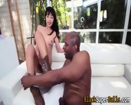 Asian Ho Rides Black Cock - scene 11