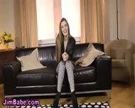 Amateur Teen Skank Blows - scene 2