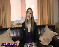 Amateur Teen Skank Blows - scene 4