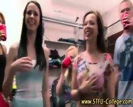 Pole Dancing Party Teens - scene 1