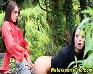 Lesbian Pisses On Slut - scene 8
