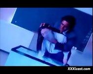 Asian Teen Schoolgirl Water And Rope Bondage - scene 1