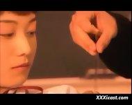 Asian Teen Schoolgirl Water And Rope Bondage - scene 10