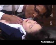 Asian Teen Schoolgirl Water And Rope Bondage - scene 7