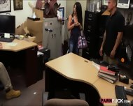 Hot And Busty Cuban Chick Fucked By The Pawnkeeper - scene 3