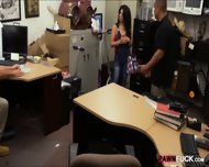 Hot And Busty Cuban Chick Fucked By The Pawnkeeper - scene 4