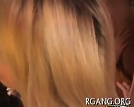 Lesbo Continues With Rods - scene 12