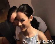 Lesbo Continues With Rods - scene 5