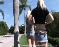 Topless Jumping Jacks - scene 4