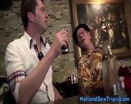 Amateur Euro Whore Licked - scene 7