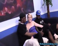 Interracial Facial Babe - scene 3