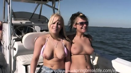 On boats nude girls regret, that can