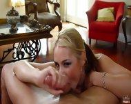 Milf Sarah Vandella Sucks Dick - scene 8