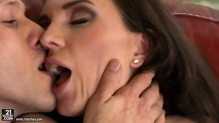 Dick For Really Horny Brunette - scene 12