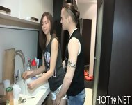 Girl Banged Before Her Bf - scene 2