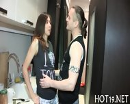 Girl Banged Before Her Bf - scene 3
