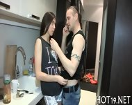 Girl Banged Before Her Bf - scene 5