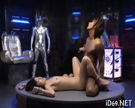 Satisfying Two Hungry Cocks - scene 12
