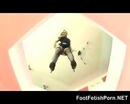 Blond Wife Gifs Racy Show - scene 1