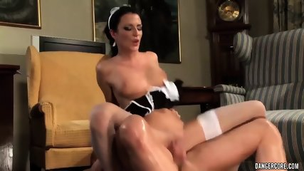 Awesome Sex With Horny Maid - scene 11
