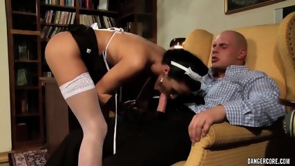 Awesome Sex With Horny Maid - scene 4